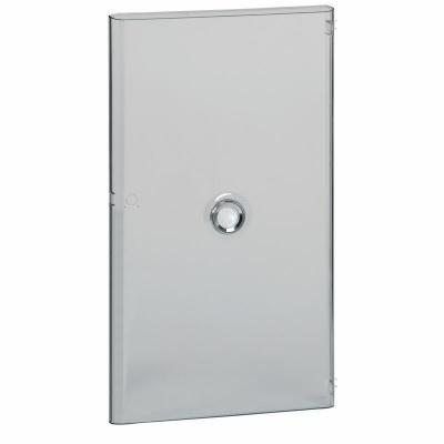 Porte DRIVIA transparente IP40 IK07 pour coffret réference 40122