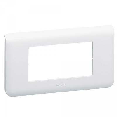 Plaque Mosaic - 4 Modules - Blanc