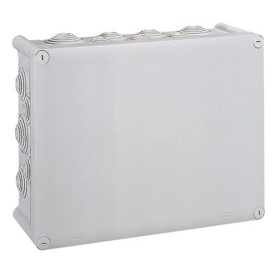 Boîte de dérivation rectangulaire Plexo dimensions 310x240x124mm